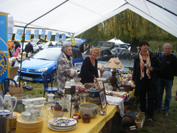 Rotary orleans ouest district 1720 loiret france for Brocante loiret